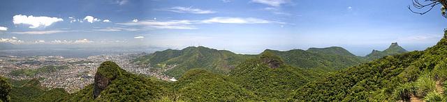 Panorama Tijuca Mirim