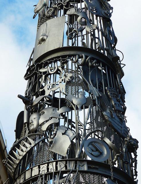 Blacksmiths Needle