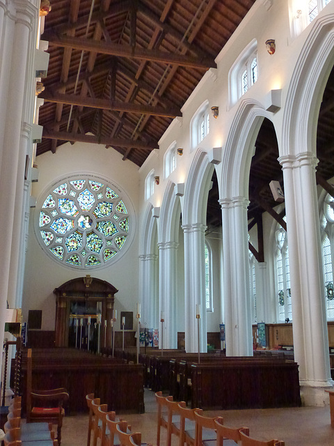 st.peter's church, st.albans, herts.