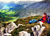 Hiking: Lake District National Park.