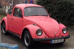 Käfer als Pickup