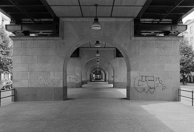 U-Bahn Berlin III