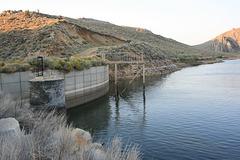 Knott Creek Dam