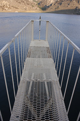 Catwalk, Knott Creek Dam