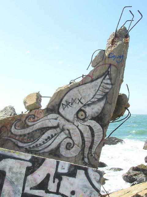 Mile Rock Beach (p7040229)