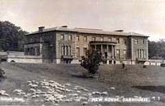 Carnousie New House, Aberdeenshire (Demolished)