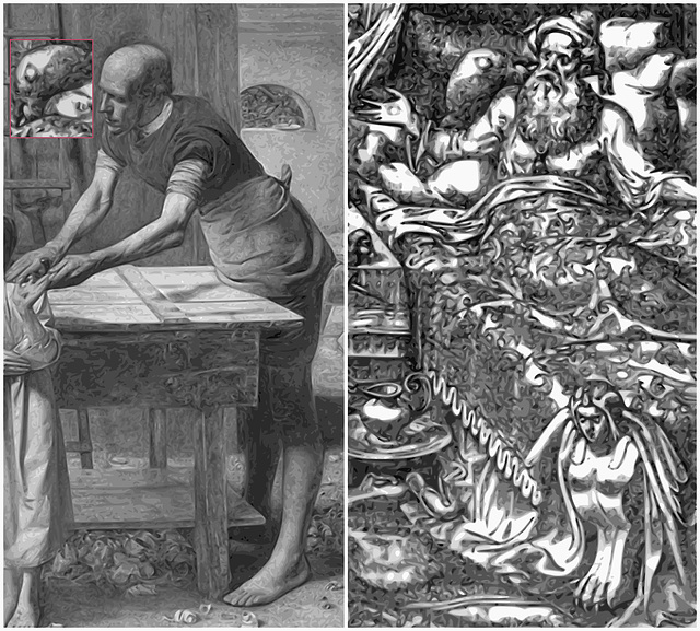 The Carpenter and Ahasuerus
