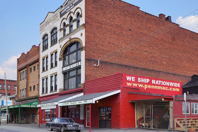 Pennsylvania Macaroni Co. – Penn Avenue, Strip District, Pittsburgh, Pennsylvania