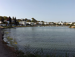 The Ancient Harbor of Carthage, June 2014