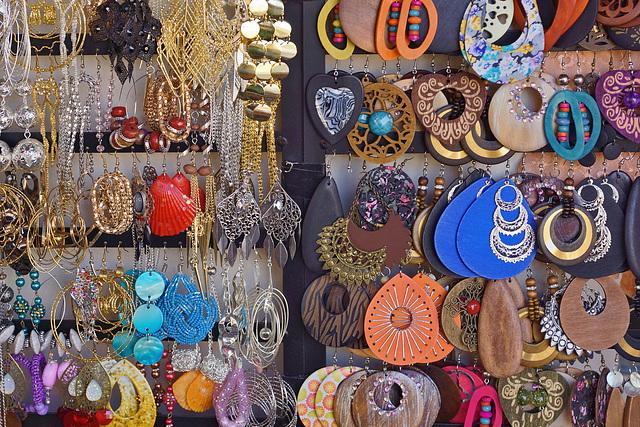 Ear Rings – Penn Avenue, Strip District, Pittsburgh, Pennsylvania