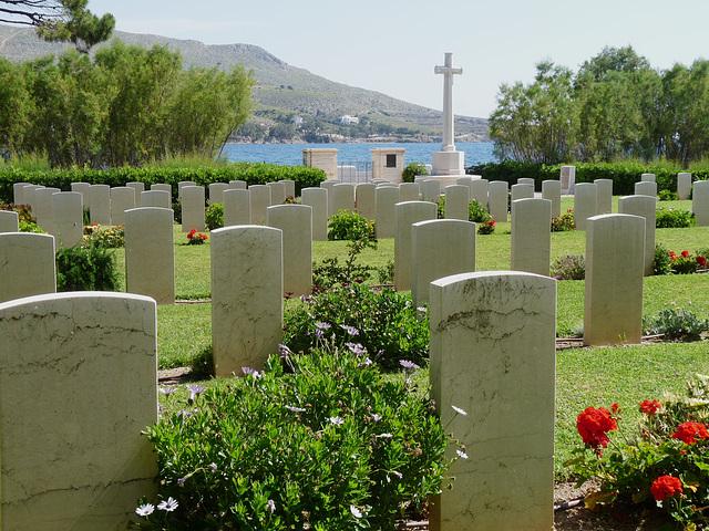 Commonwealth War Graves Cemetery, Leros
