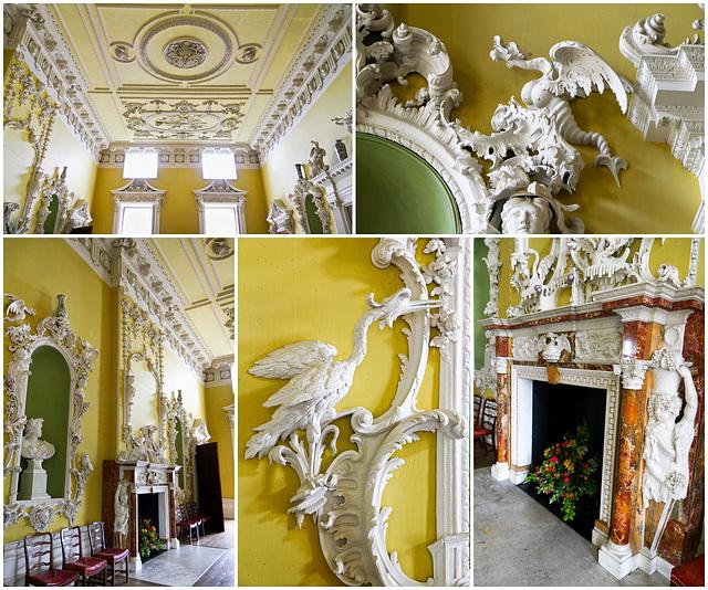 Claydon House montage