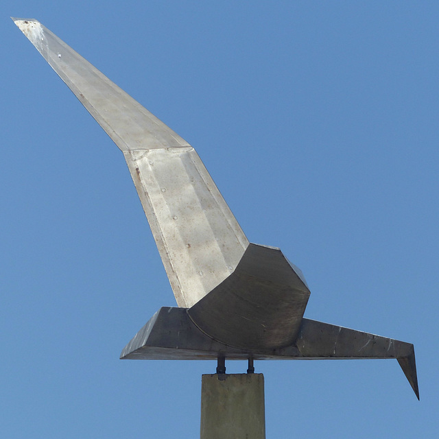 Monument for the Pilots - 23 May 2014