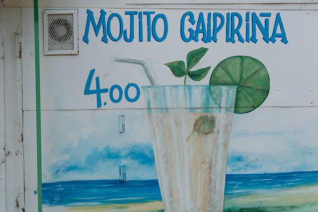 Mojito Caipiriña