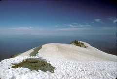 View from Mt. Adams summit