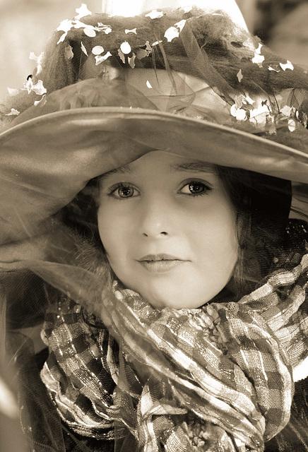 Mademoiselle au Carnaval
