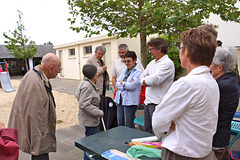 (FR/ EO) — Hommage à Alfred Roux, 29 juin 2013 / Omaĝo al Alfred Roux, 29an de junio 2013