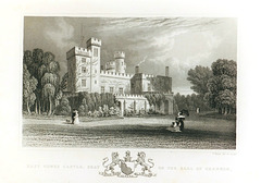 East Cowes Castle, Isle of Wight  (Demolished)