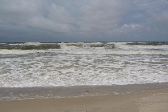 Ĉe balta maro, mi ege ŝatas tiun vidaĵon.