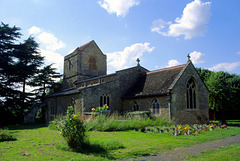 St. Barnabas Church, Bradwell