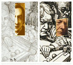 Billiard-Marker & Henry George Liddell