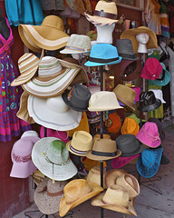Hat Rack – Penn Avenue, Strip District, Pittsburgh, Pennsylvania