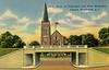 Underpass and Church, Henderson, North Carolina