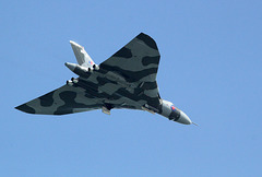 Vulcan Bomber Belly