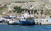 Boatyard at Pothia, Kalymnos