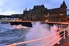 Aberystwyth 2013 – Irish Sea battering Aberystwyth