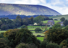 """""""Old Pendle""""."""