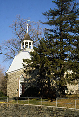 Huguenot Church, New Paltz, New York