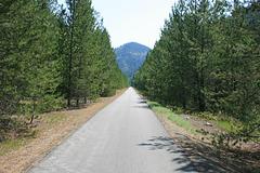 Centennial Trail, Idaho, USA