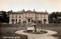 Mountblairy House, Aberdeenshire (Now Demolished)