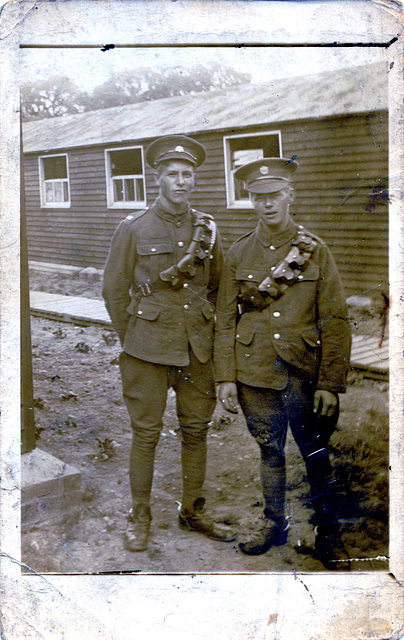 Army Service Corps Lads c1908-10