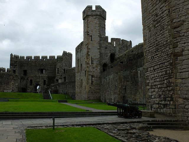 Castell Caernarfon/Caernarfon Castle (12) - 30 June 2013