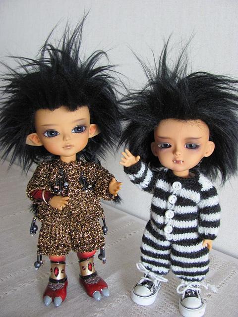 Thuban and Fenris