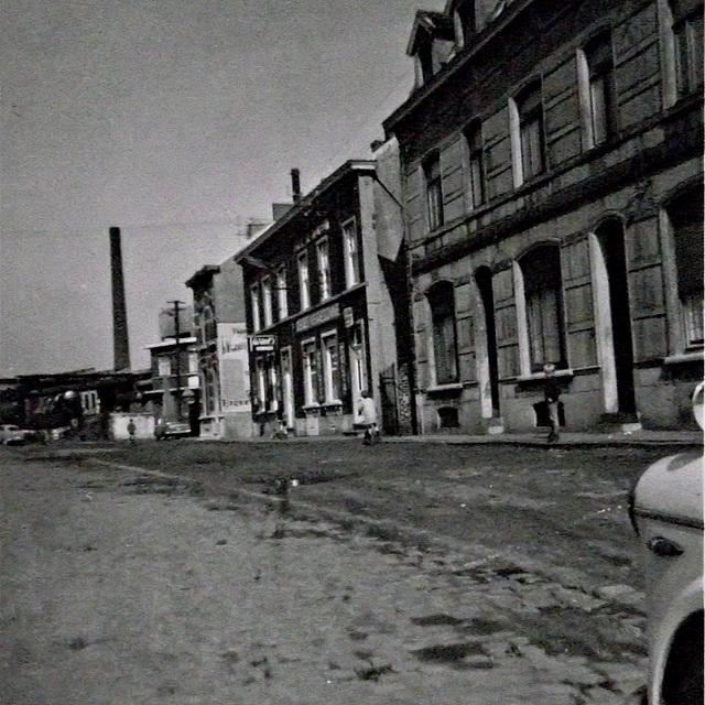 Belgium early 1960s