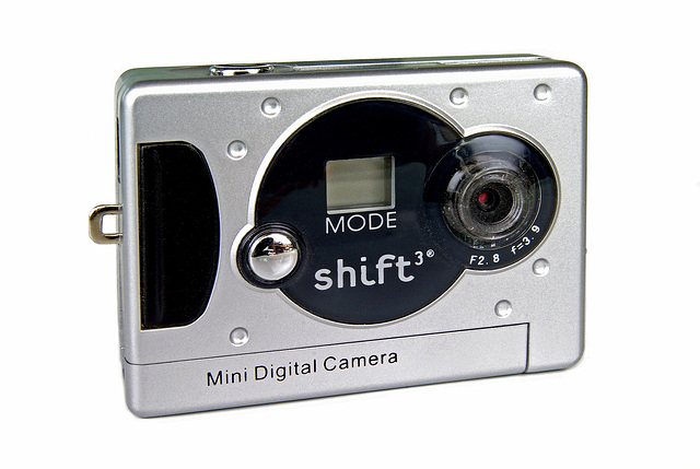 Shift 3 Mini Digital Camera