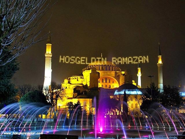 Mahya - Welcome Ramadan