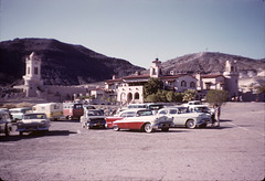 Scotty's Castle, 1958