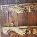carved beams