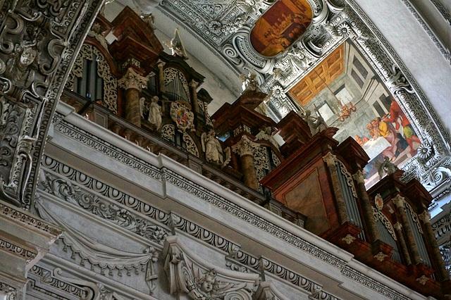 Orgel im Salzburger Dom