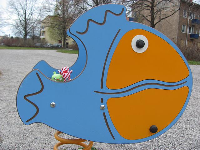 Fishy ride