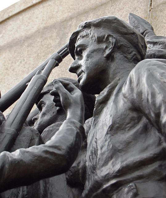 War Memorial, Barras Bridge, Newcastle upon Tyne