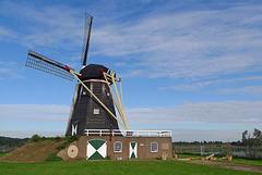the Netherlands - Beesel, Molen 'De Grauwe Beer'