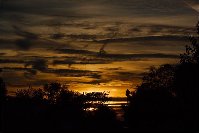 Nice Sunset Tonight