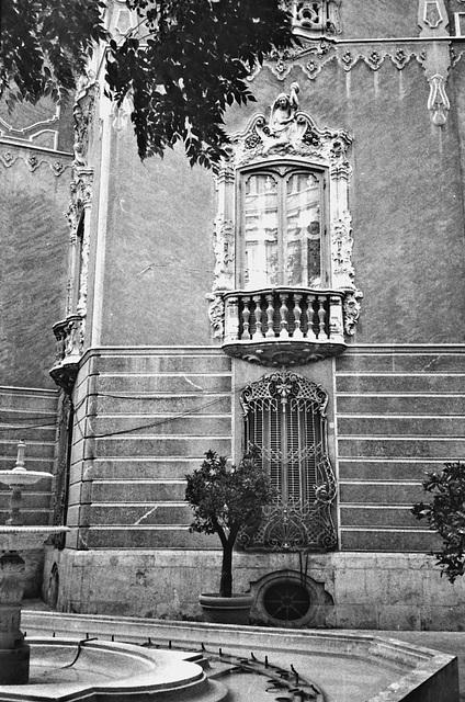 Palacio Del Marques De Dos Aguas, Valencia.