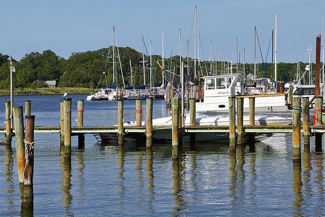 Sailboats – Solomons, Maryland