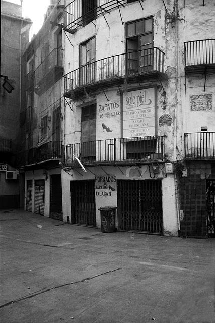 Street, Valencia.